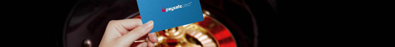 Безопасни плащания при игра на рулетка Paysafecard